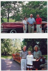 2000 Winner Postcard