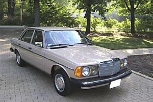 1983merc240